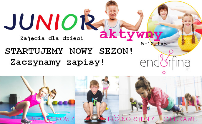 Junior Aktywny Fitness kids